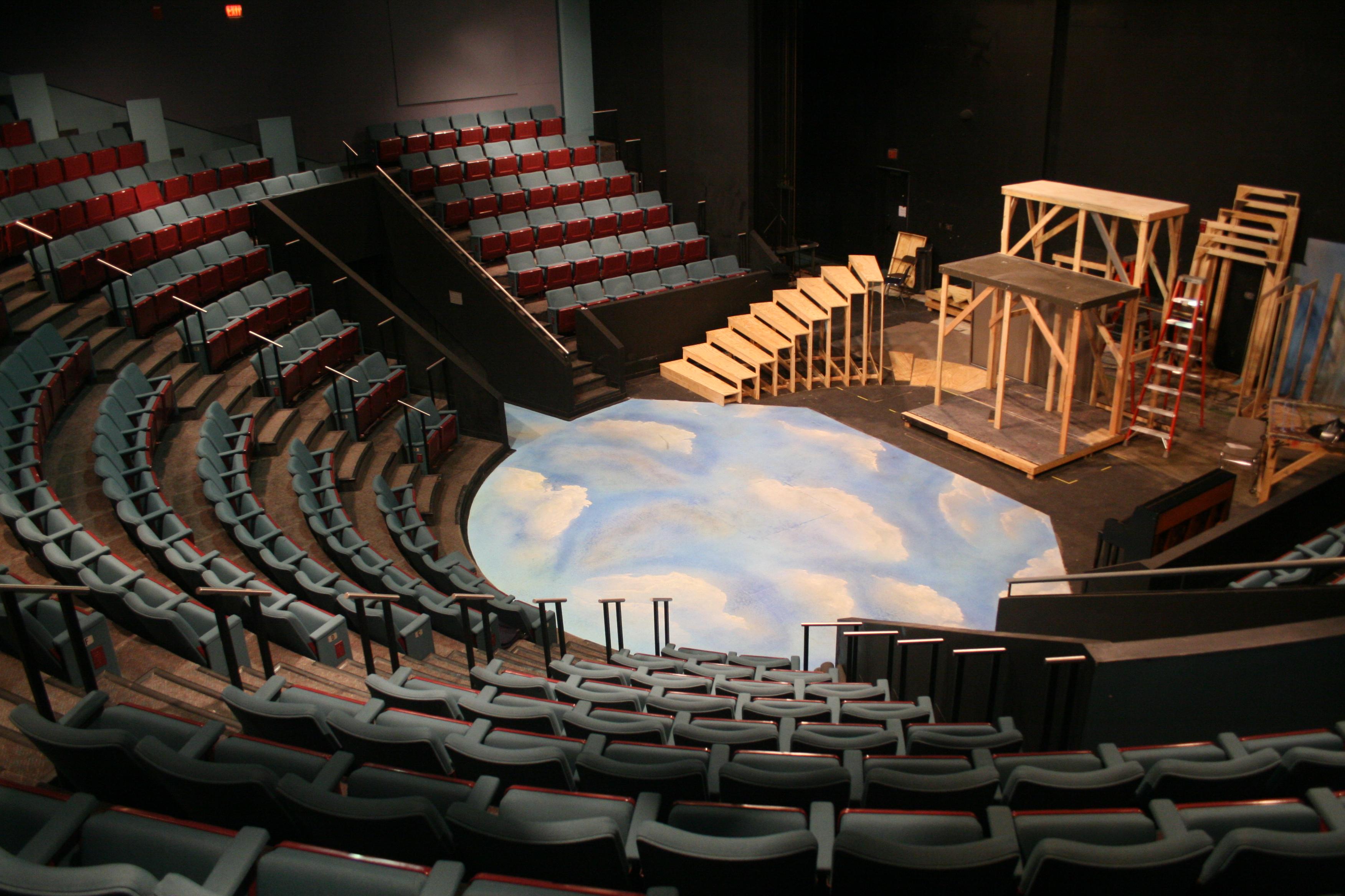 Jesse H And Mary Gibbs Jones Theater Tal Lostraccos